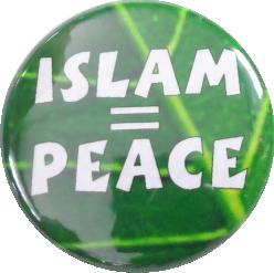 Islam bedeutet Friede button - €1.50 : Zen Cart 1.5, German version